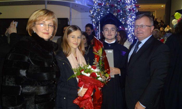 željko turk obitelj